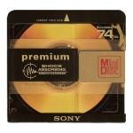 Transfert de MiniDisc SP en fichiers MP3 Pro 320k 1