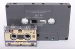 Numérisation et transfert de microcassette audio en MP3