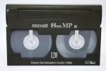 Numérisation et Transfert de cassette video 8 sur DVD