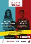 Salons de l'Etudiant: Rentrée Décalée et Masters