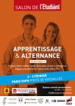 Salon de l'apprentissage et de l'alternance à Paris