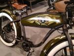 Peinture aérographe vélo électrique