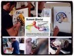 Cours Stage Formation peinture et utilisation de l'aérographe