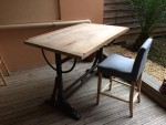 Table bureau architecte