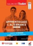 Salon de l'apprentissage et de l'alternance à Caen