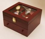 Vend Coffrets bois pour 16 montres, 2