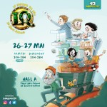 Ludiquest, festival du jeu de Saint-Etienne les 26 et 27 mais