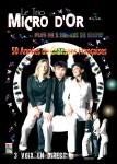 Concert dansant gratuit chansons françaises Le Trio Micro d'Or 2