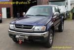 Toyota HiLux 4x4 Double Cab SR